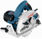 circular saw Bosch GKS 65 Photo, description