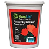 Cut Flower Food Floralife Crystal Clear 10 Ounce Powdered Tub Photo, bestseller 2018-2017 new, best price $7.99 review