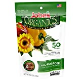 Jobe's Organics All Purpose Fertilizer Spikes, 4-4-4 Organic Time Release Fertilizer for All Plants, 50 Spikes per Package Photo, bestseller 2019-2018 new, best price $7.69 review