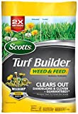 Scotts Turf Builder Weed and Feed Fertilizer (Not Sold in Pinellas County, FL) Photo, bestseller 2018-2017 new, best price $22.13 review