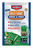 BioAdvanced All-in-One Weed & Feed Crabgrass Killer Science-Based Solutions Lawn Fertilizer, 5000 sq. ft, Lawn Care Granules Photo, bestseller 2018-2017 new, best price $24.99 review