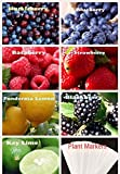 Orchard Fruit Combo Pack Raspberry, Blackberry, Blueberry, Strawberry, Hucklberry, Lime, Lemon (Organic) 760+ Seeds UPC 650327337688 Self Fertile + 7 Free Plant Marker Survival Seeds Photo, bestseller 2018-2017 new, best price $7.79 review