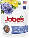 Jobe's Fertilizer Spikes for Bulbs and Perennials 9-12-6 Time Release Fertilizer for Tulips, Daffodils and all Other Bulb Perennials, 18 Spikes Per Package Photo, bestseller 2018-2017 new, best price $5.88 review
