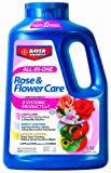 Bayer Advanced 701110 All in One Rose and Flower Care Granules, 4-Pound Photo, bestseller 2018-2017 new, best price $24.99 review