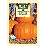 Seeds of Change 01198 Certified Organic Pumpkin, Howden Photo, bestseller 2018-2017 new, best price $7.11 review