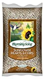 Morning Song 11979 Sunflower Hearts and Chips Wild Bird Food, 5.5-Pound Photo, bestseller 2018-2017 new, best price $22.53 review