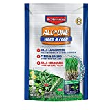 BioAdvanced All-in-One Weed & Feed with Microfeed Action, 12 Lb, 5000 sq. ft. , White Photo, bestseller 2019-2018 new, best price $24.99 review