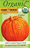 Ferry Morse Organic Big Max Pumpkin Seeds Photo, bestseller 2018-2017 new, best price $7.62 review