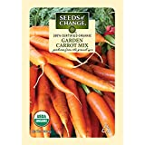 Seeds of Change Certified Organic Carrot, Garden - 700 milligrams, 400 Seeds Pack Photo, bestseller 2018-2017 new, best price $7.78 review