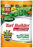 Scotts 50250 Turf Builder Winter Guard Fall Weed and Feed Fertilizer Photo, bestseller 2018-2017 new, best price $44.35 review