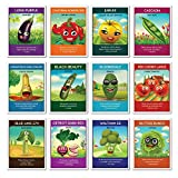Heirloom Culinary Vegetable Seeds (12 pack) – Eggplant, Bell Pepper, Yellow Tomato, Cherry Tomatoes, Snap Peas, Squash, Zucchini, Spinach, Bush Beans, Beets, Broccoli, Lettuce - Zziggysgal Photo, bestseller 2018-2017 new, best price $15.99 review