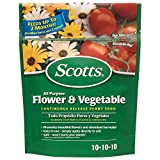 Scotts 1009001 All Purpose Flower and Vegetable Continuous Release Plant Food (6 Pack), 3 lb Photo, bestseller 2018-2017 new, best price $36.76 review
