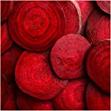 Package of 1,000 Seeds, Bull's Blood Beet (Beta vulgaris) Non-GMO Seeds By Seed Needs Photo, bestseller 2017-2016 new, best price $2.50 review